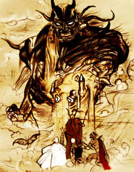 Final Fantasy... by Melissa-ZelDa