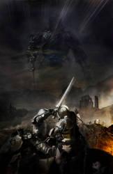 god of war by Morsprin