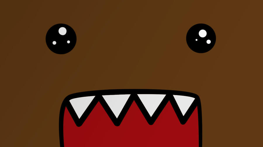 day 25 domo kun by ladydeven on deviantart