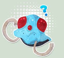 Tentacool by LadyDeven