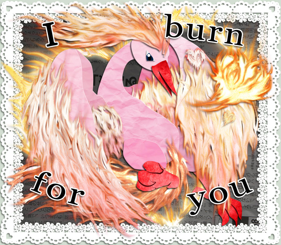 I'll burn for you by LadyDeven