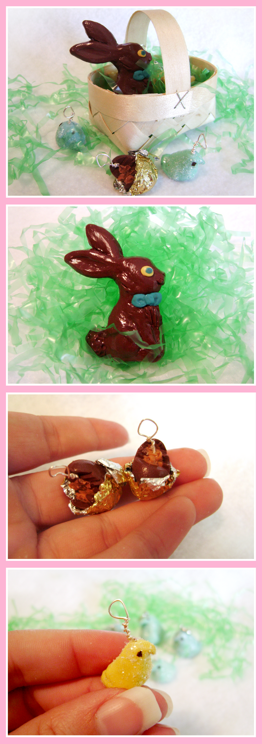 Easter Goodies by LadyDeven