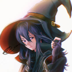 Mage Lucina