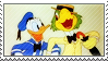Disney: Jose x Donald by Vulpixi-Stamps