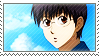 Gintama: Shinpachi 01 by Vulpixi-Stamps