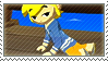 LOZ: Wind Waker - Outset Link by Vulpixi-Stamps