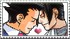 Ace Attorney: Edgeworth x Phoenix by Vulpixi-Stamps