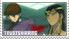 YGO: Trustshipping by Vulpixi-Stamps