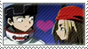 Shaman King: Horo Horo x Anna by Vulpixi-Stamps