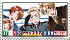 Hetalia: Italy x Germany x America by Vulpixi-Stamps