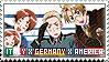 Hetalia: Italy x Germany x America by Vulpixi-Stamps