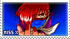 SNK: Miss X by Vulpixi-Stamps