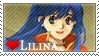 FE6: Lilina by Vulpixi-Stamps