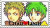 FE6: Chad x Lugh by Vulpixi-Stamps