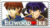 FE: Ike x Eliwood by Vulpixi-Stamps