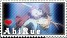 PTT: AhiRue by Vulpixi-Stamps