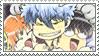 Gintama: Yorozuya Gin by Vulpixi-Stamps