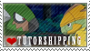 Pokemon: Tutorshipping by Vulpixi-Stamps