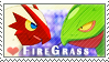 Pokemon: FireGrassshipping
