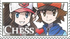 Pokemon: Chessshipping by Vulpixi-Stamps
