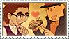 Layton: Randall x Hershel 5 by Vulpixi-Stamps