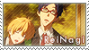 Free: Rei x Nagisa by Vulpixi-Stamps