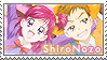 PreCure: Yes 5: Syrup x Nozomi 3 by Vulpixi-Stamps
