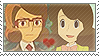 Layton: Sycamore x Emmy by Vulpixi-Stamps