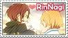 Free: Rin x Nagisa 1 by Vulpixi-Stamps