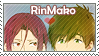 Free: Rin x Makoto by Vulpixi-Stamps