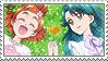 Precure: GoPri: Minami x Haruka 01