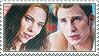Marvel: Avengers: Steve x Natasha 04 by Vulpixi-Stamps
