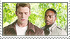 Marvel: CapAme: WS: Steve x Sam 01 by Vulpixi-Stamps