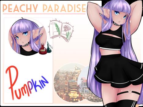 [P-P] P U M P K I N by TsuBaby