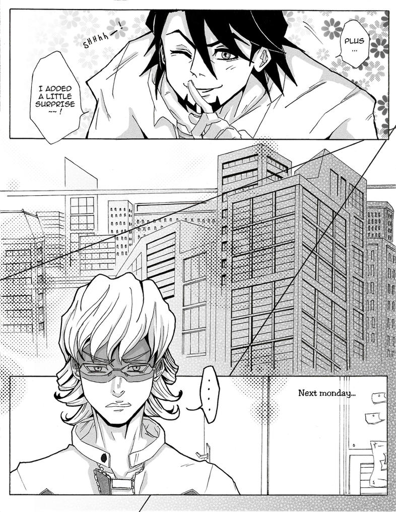 Blank Dreams and Colorful Nightmares- vol.1- p17 by MikoBara