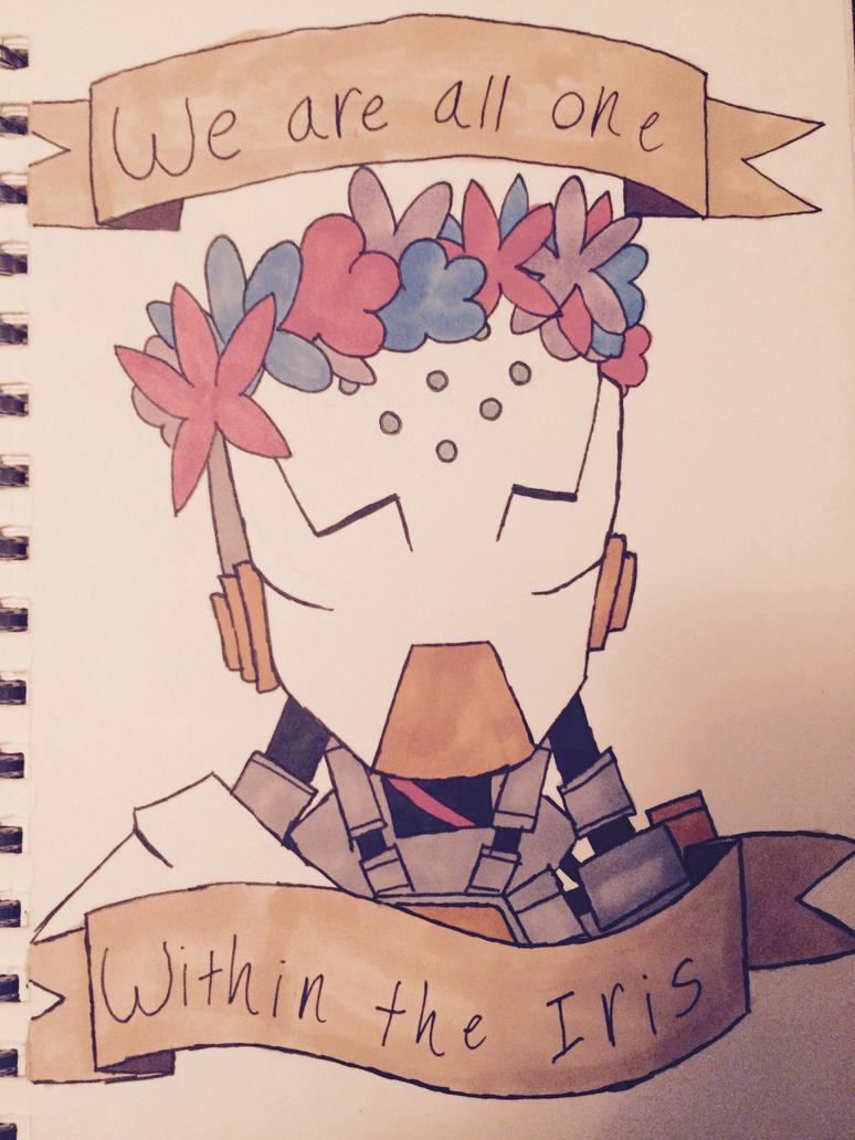 Robots And Flower Crowns Series Mondatta By Bluethecat8228 On