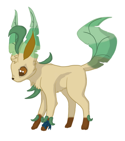 (ACE) The Olivine Team Sheet - Page 2 Xana_the_leafeon_by_keishu13-d5mose4