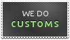 Stamp - We do Customs by Hyanna-Natsu
