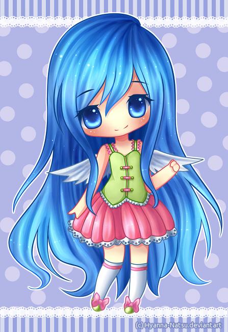 C: Luna by Hyanna-Natsu