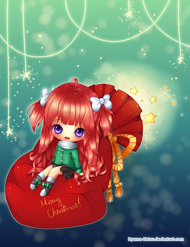 Secret Santa: Beri-Pan by Hyanna-Natsu