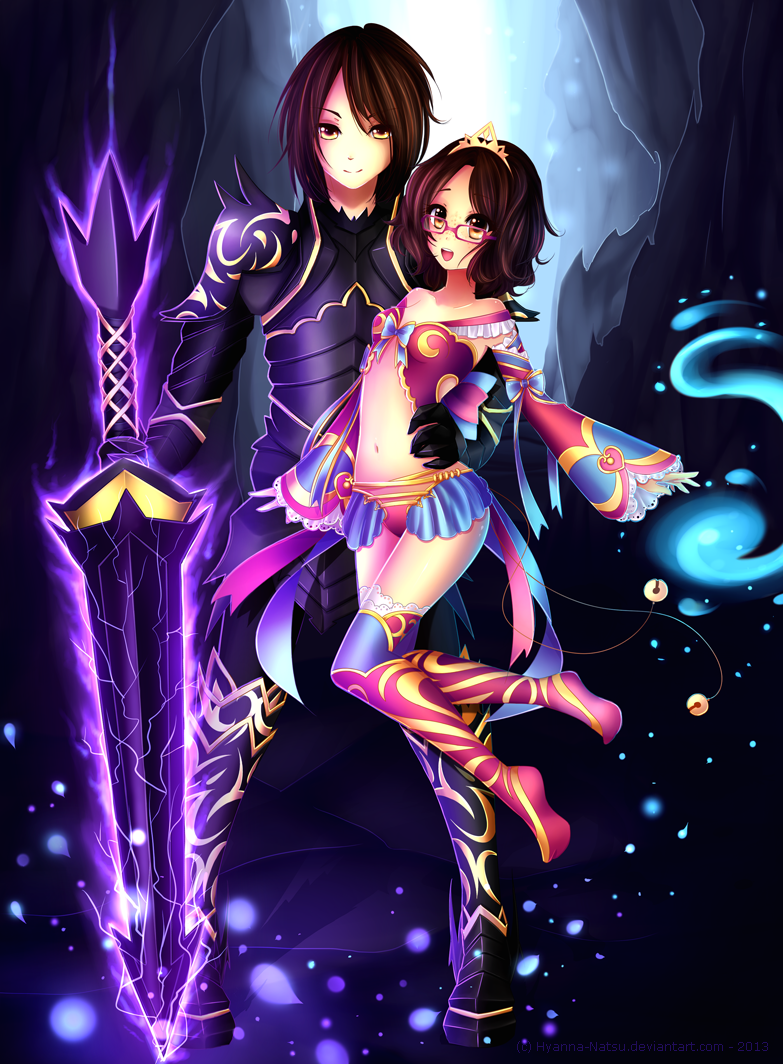 Commission: Bolloz111 by Hyanna-Natsu