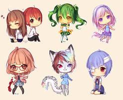 Cheebs Gift by Hyanna-Natsu