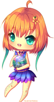 C: Umi by Hyanna-Natsu