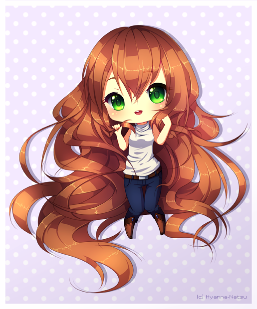 super cute chibis to draw and paint pdf