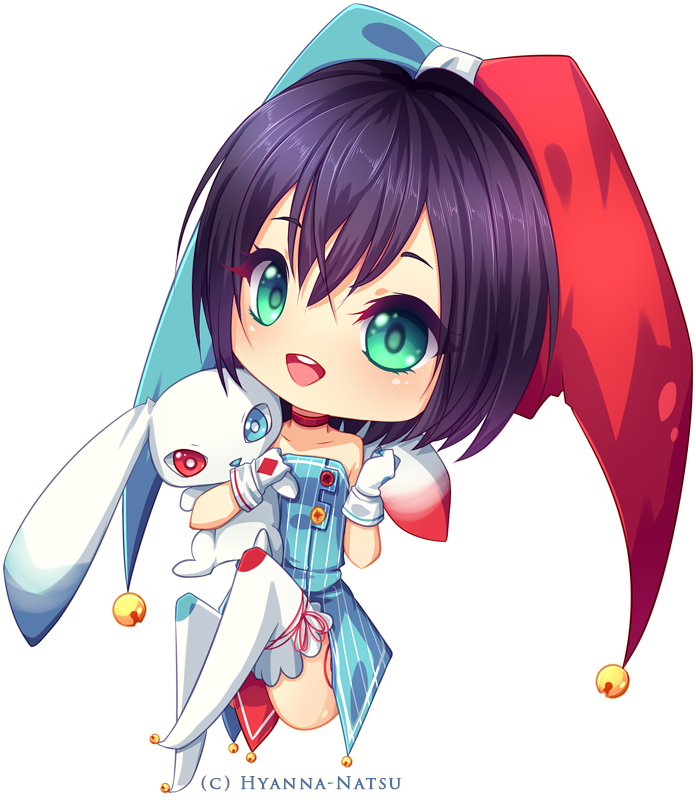 Anime Jester Characters : Happy liesel by hyanna natsu on deviantart