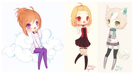 G: Tess - Hinoiri - Yuki by Hyanna-Natsu