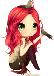 Commission: Cordelia by Hyanna-Natsu