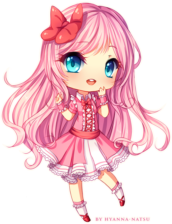 Commission: Lindy by Hyanna-Natsu on DeviantArt