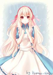 #4 Mary by Hyanna-Natsu