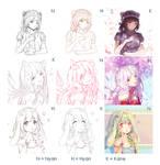 Swith around meme - Kemonomimi girls